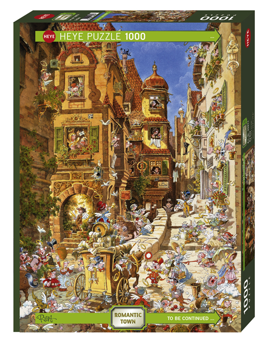 Homepage - Heye Puzzle