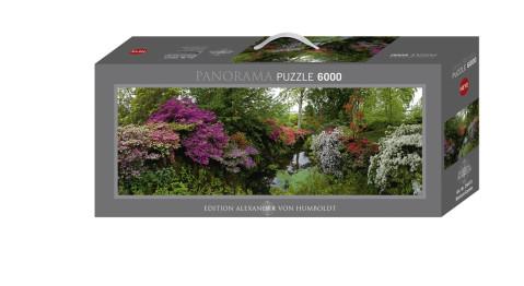 Bodnant Garden Puzzle Cover