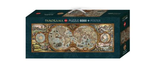 6000 Heye Puzzle