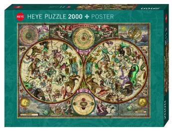 heye puzzle 2000